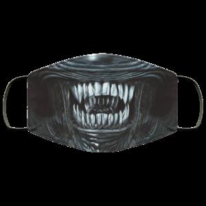 Alien Virus Mask Face Mask