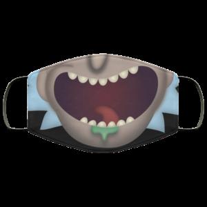 3D Rick Face Mask