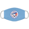 Pittsburgh Blue Jays Face mask