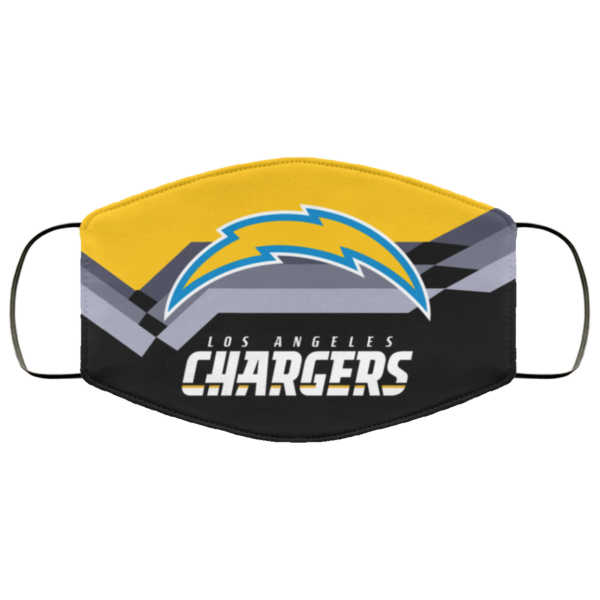 Los angeles chargers Face Mask