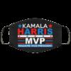 Kamala Harris MVP Madame Vice President Democrat Biden Harris 2020 Face Mask