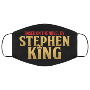 Based on the Novel by Stephen King Face Mask