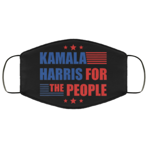 Kamala Harris for the People 2020 Election Women Rights Face Mask