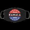 Team Kamala 2020 Democrat Biden Harris 2020 Face Mask