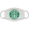 Coughy Filter Funny Face Mask