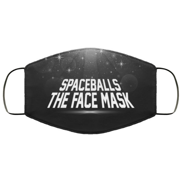 Spaceballs the Face Mask Movie Face Mask