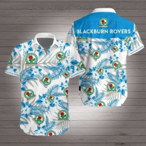 Blackburn rovers football club Hawaiian Beach Shirt