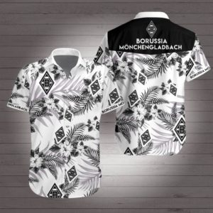 Borussia dortmund football club Hawaiian Beach Shirt