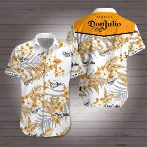 Don julio tequila Hawaiian Beach Shirt