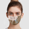Dont Let The Pigeon Spread Germs I Do Not Cloth Face Mask Reusable
