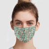 Fuckity Fuck Fuck Cloth Face Mask Reusable
