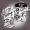 Jack daniels tennessee whiskey Hawaiian Beach Shirt