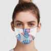 Russell Westbrook Cloth Face Mask Reusable