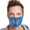 The Social Distancing Social Club Cloth Face Mask Reusable