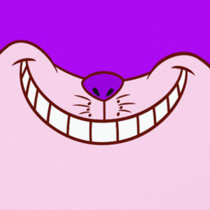 Pink Cartoon Cat Face For Kitten Lovers Face Mask