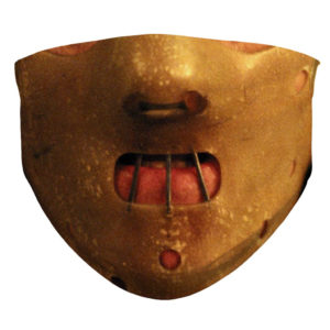 Hannibal Lecter Hannibal the Cannibal Silence of the Lambs Lecter Face Mask