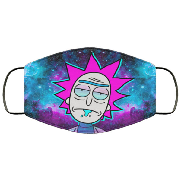 Kalax Rick Face Mask Reusable