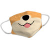 Shiba Inu Japanese Doge For Dog Lovers Face Mask
