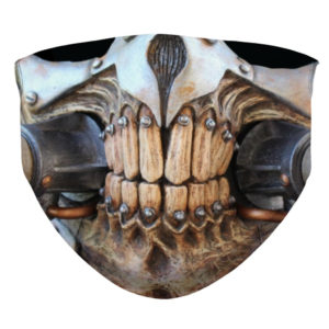 Immortan Joe Face Mask from MAD MAX Fury Road Face Mask