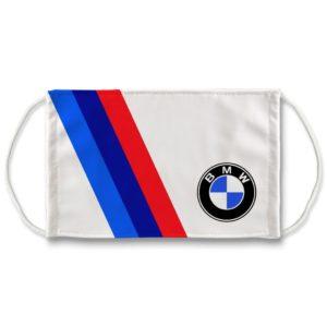 BMW M3 Stripes Alpina Face Mask
