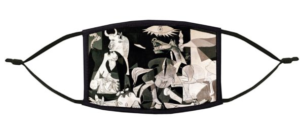 Guernica Picasso Face Mask