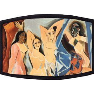 Les Demoiselles DAvignon Face Mask