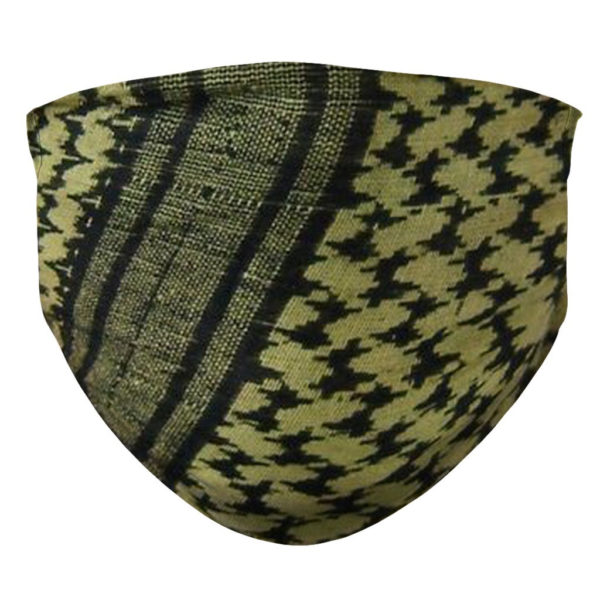 Shemagh Keffiyeh Special Forces Olive Drab Face Mask
