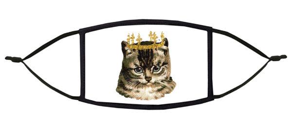 Royal Kitty Face Mask