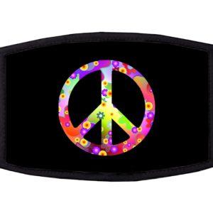 Peace Face Mask