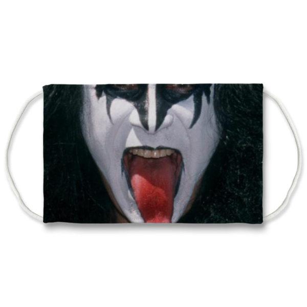 Gene Simmons KISS Face Mask