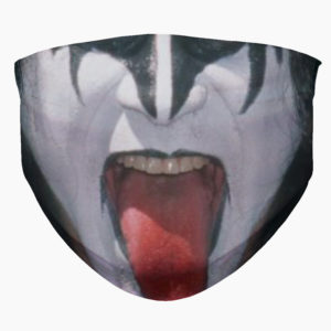 Gene Simmons KISS Face Mask