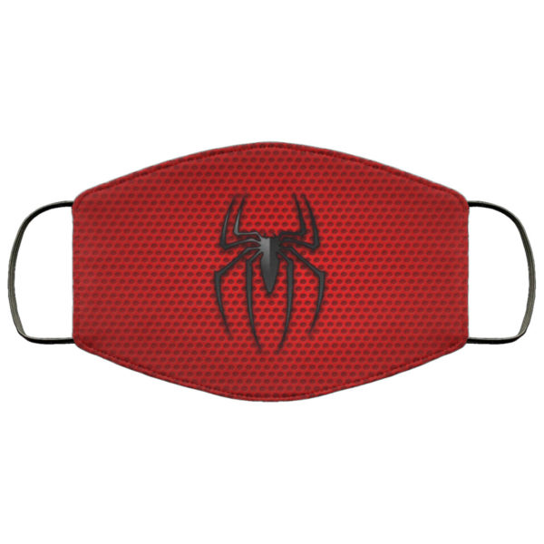 Spiderman Face Mask Reusable