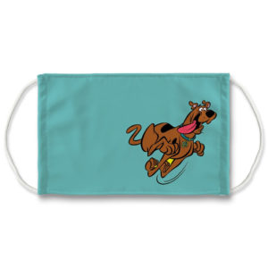 Scooby Doo Running Face Mask