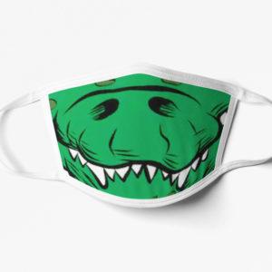 Gator Mouth Face Mask