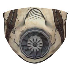 Borderlands Game Psycho Bandit Face Mask Gamer Mask