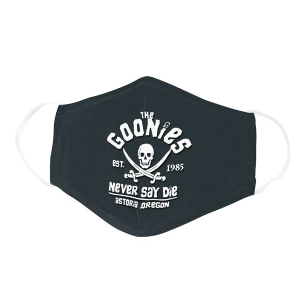 The Goonies Never Say Die Alive During This Time Face Mask