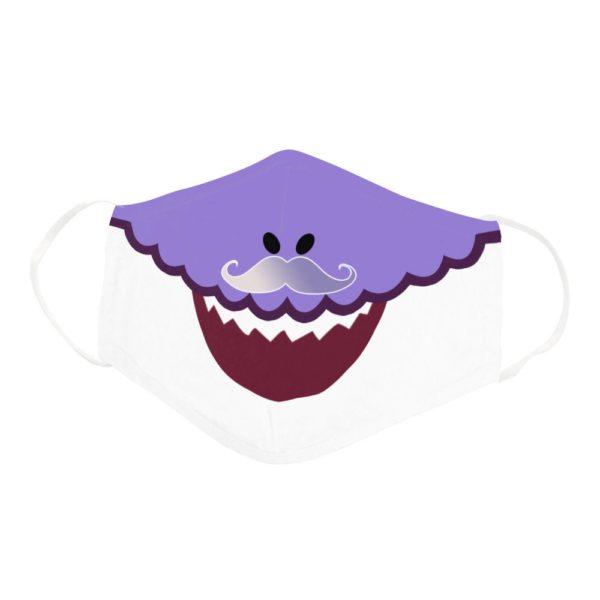 Funny Shark Family Cartoon Grandpa Shark Doo Doo Doo Face Mask