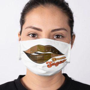 Brown Sugar Melanin Black Lives Matter Face Mask