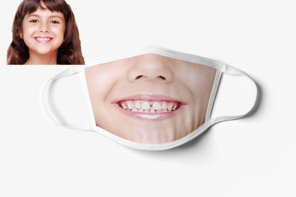 A Kids Face Face Mask
