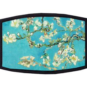 Almond Blossoms Van Gogh Face Mask