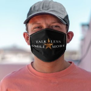 Hamilton American Musical Hamilton on Broadway Face Mask Hamilton Rise Up Mask Hamilton Inspired Face Mask