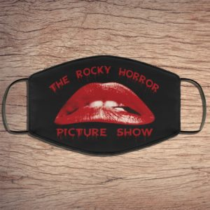 The Rocky Horror Picture Show Face Mask