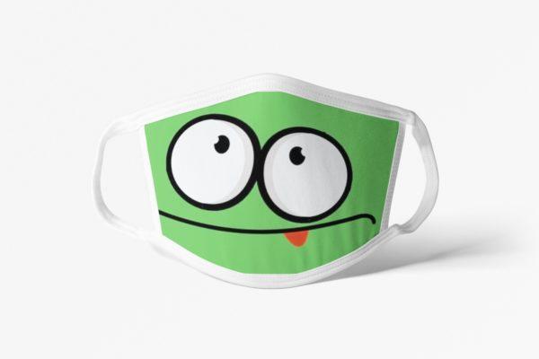 Googly Eyes Face Mask