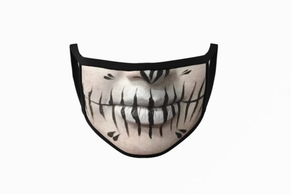 Makeup Halloween Face Mask