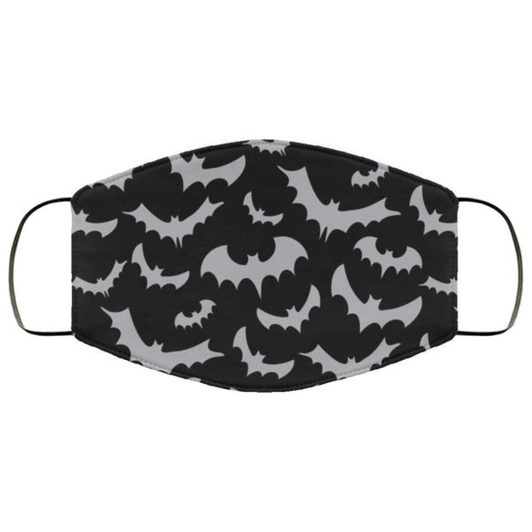 Bat Halloween Face Mask - Trick or Treat Mask