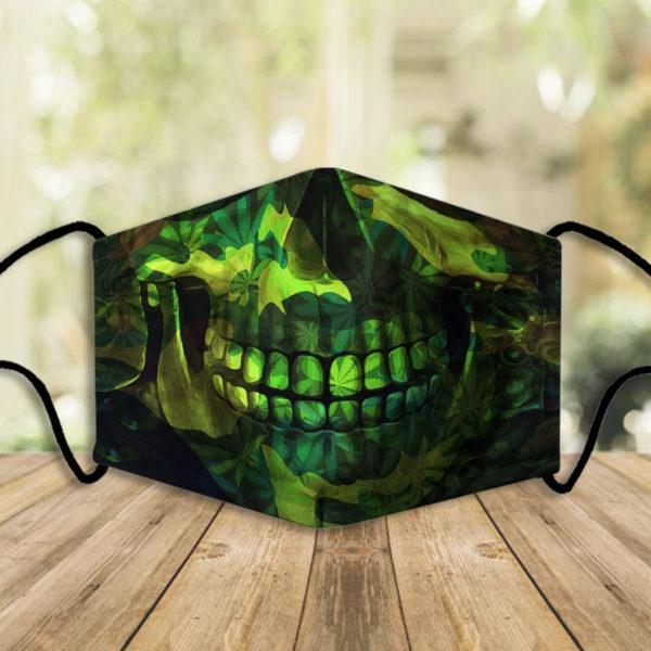 Scary Skull halloween face mask