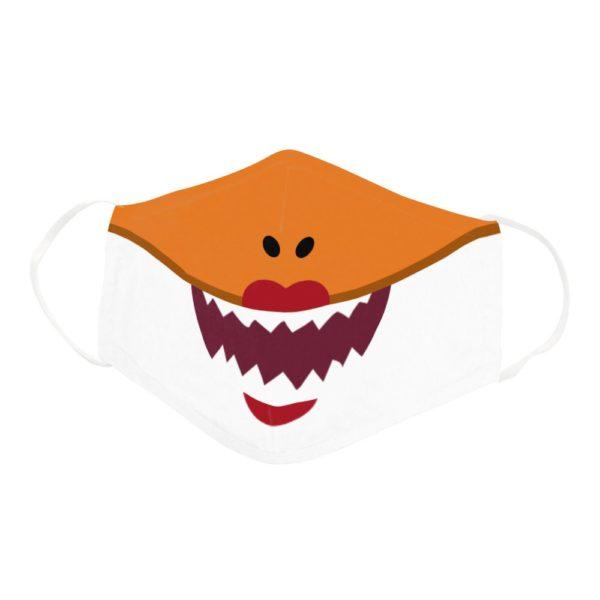 Funny Shark Family Cartoon Mommy Shark Doo Doo Doo Face Mask