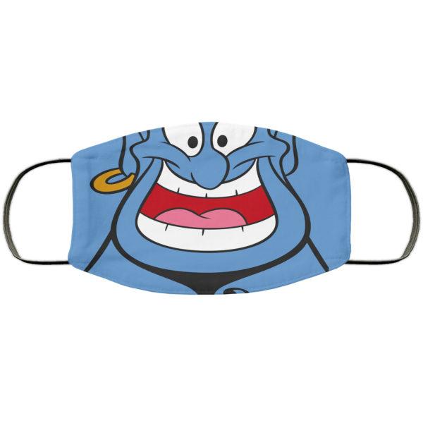 Alladin Genie Face Mask Reusable