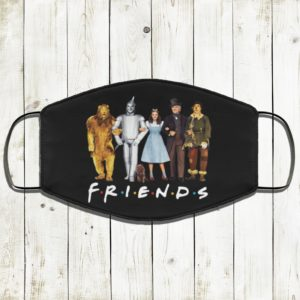 The Wizard Of OZ MGM Judy Garland OZ Friends Face Mask