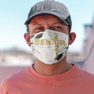 Class of 2021 Senior 2021 Face Mask